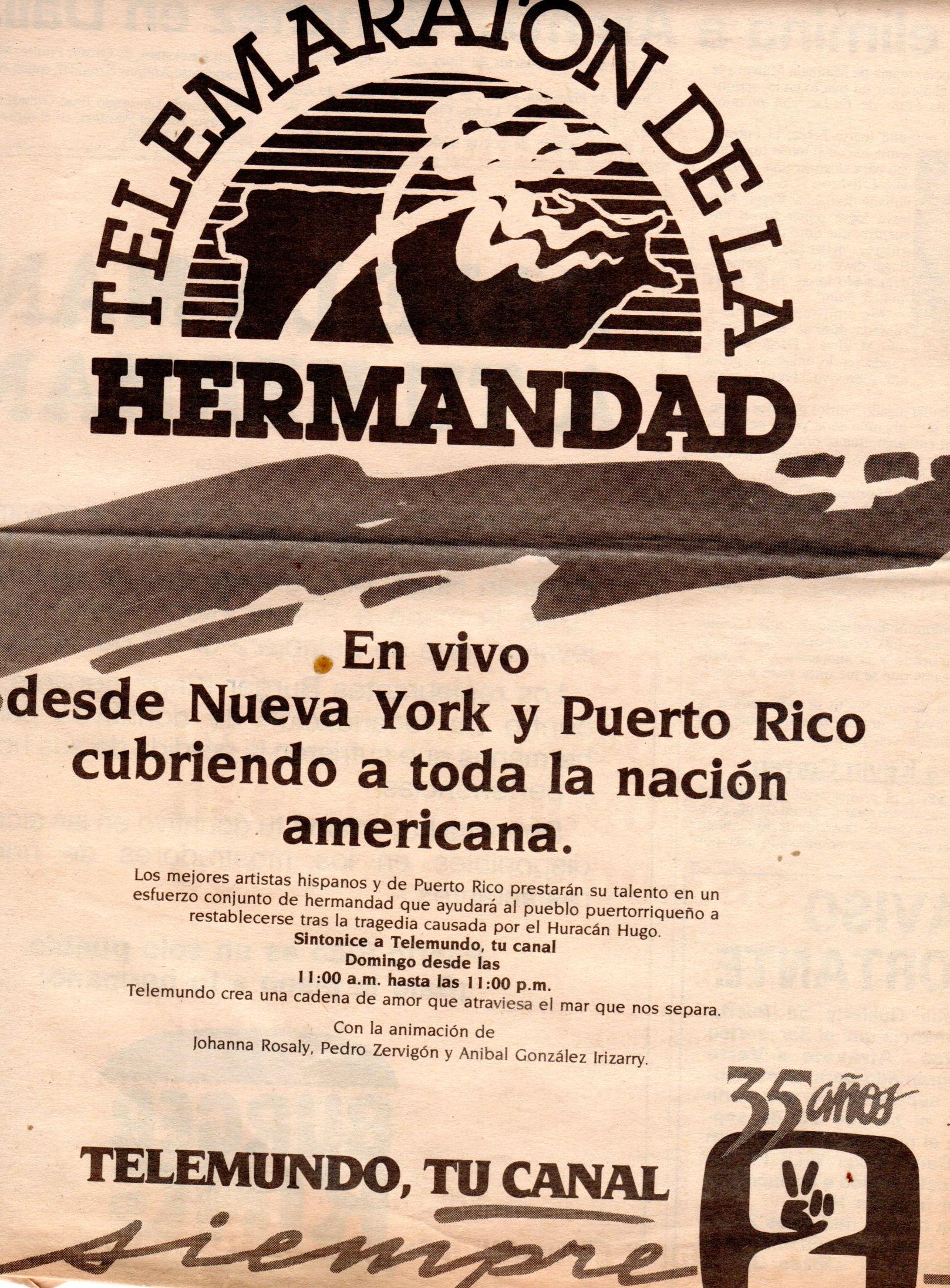 Telemundo – Pedro Zervigón